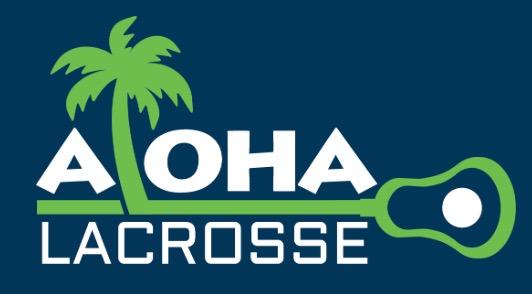 Aloha Lacrosse Girls
